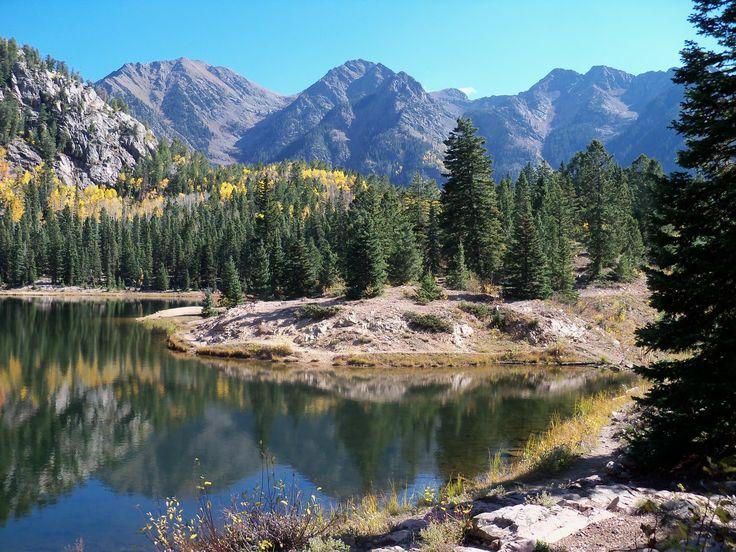 Landscape in Durango