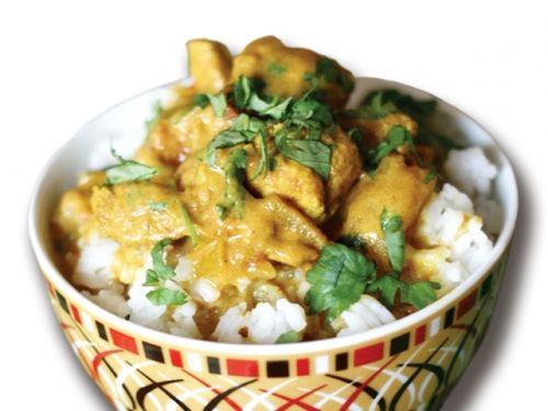 Kurczak Curry Tikka Masala