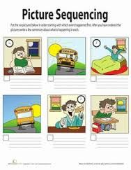 Worksheets Grade 2 Composition image result for picture composition on playground grade 2 sequencing pinterest pictures and playgrounds