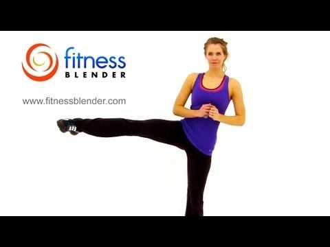 These videos are awesome! Just did this and 2 rounds of the beach body toning (total of 46 min)-burned 330 calories! At Home High Intensity Interval Training - Cardio HIIT Workout with Fitness Blender.
