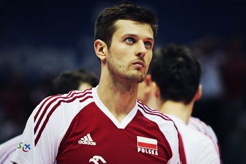 Michał Winiarski - Polish volleyball player