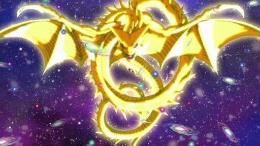"""O Deus Dragão. """"Super ShenLong"""""""