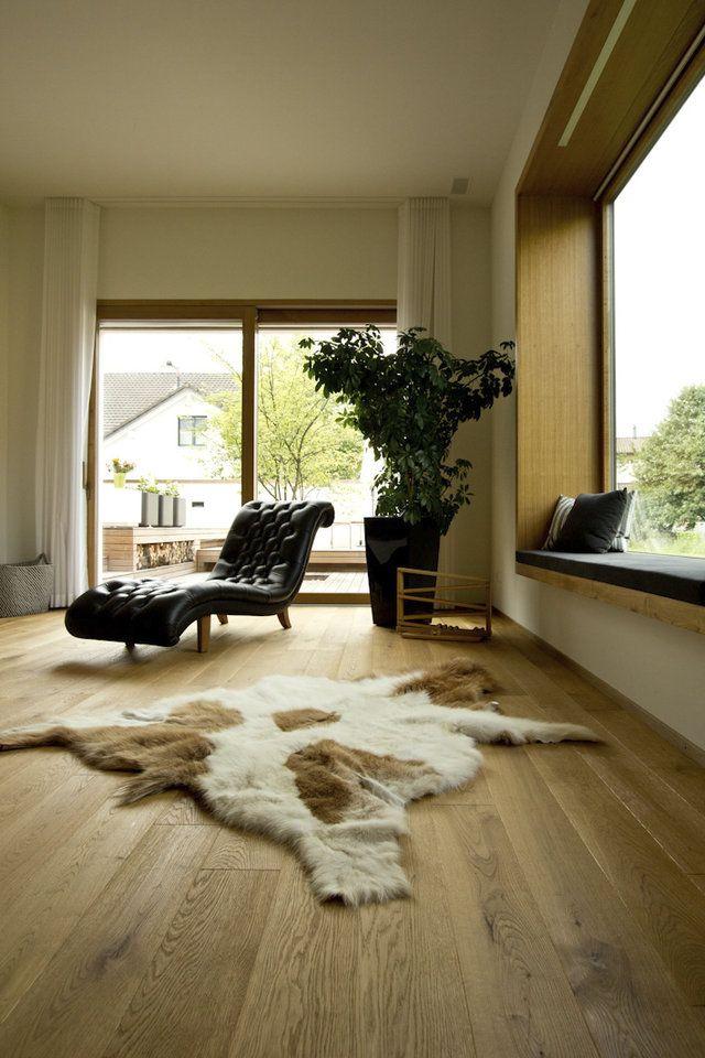 Sitzfenster Im Wohnzimmer