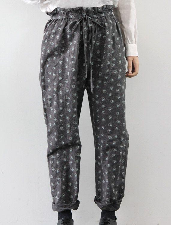 [Envelope Online Shop]Pantaloon mesange