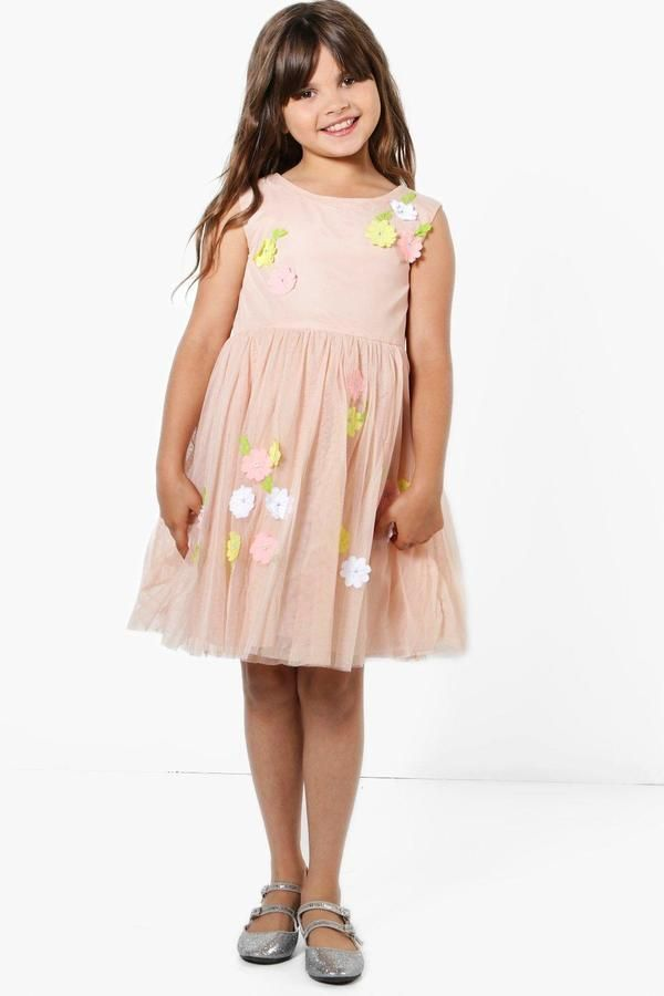 boohoo Girls Boutique Floral Tutu Dress #site:plussizedressesbyte.top