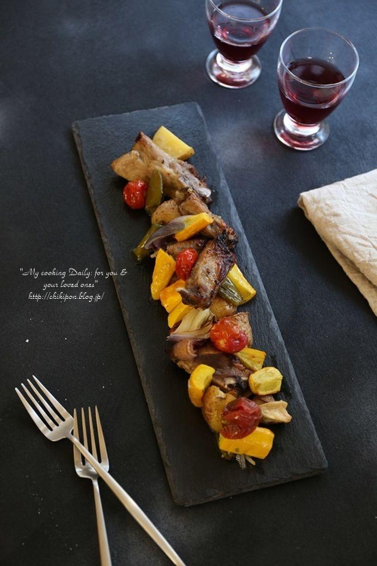 ルバーブジャムのスペアリブ by 中原美香子 | レシピサイト「Nadia | ナディア」プロの料理を無料で検索