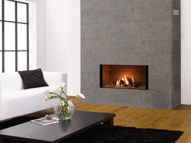 Gazco Riva2 1050 - Product in beeld - - Kachel, open haarden ideeën | UW-haard.nl