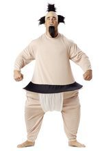 Sumo Ringer Mega Costume, from our category Fancy Costumes. In this costume you are simply unmistakable. The mega costume transforms S …