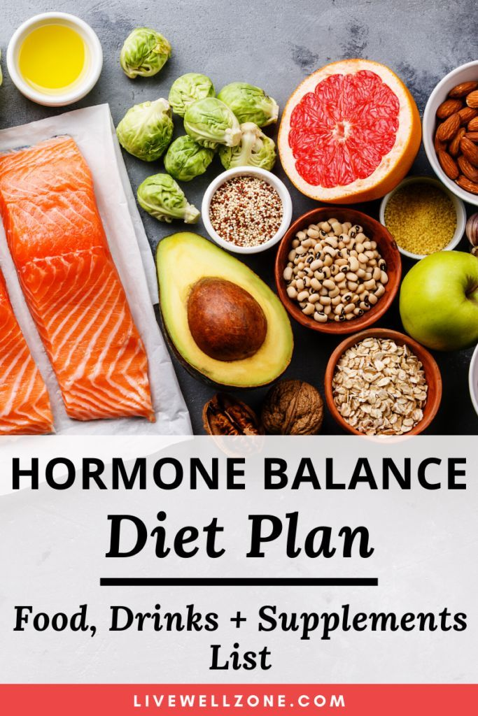 25+ Hormonal imbalance diet plan ideas in 2021
