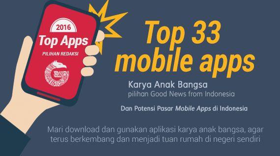 Top Apps Karya Anak Bangsa
