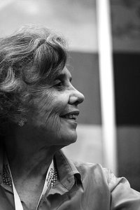 "ELENA PONIATOWSKA: She's one of Mexico's best known journalists and authors, specializing in works on social and political issues focused on those considered to be disenfranchised especially women and the poor. Despite the lack of international recognition, she is considered to be ""Mexico's grande dame of letters"" and is still an active writer."