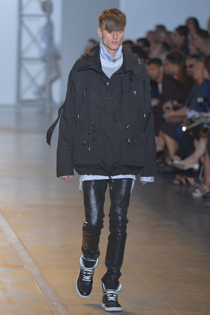 LOOK   2016 SS MILAN MEN'S COLLECTION   DIESEL BLACK GOLD   COLLECTION   WWD JAPAN.COM