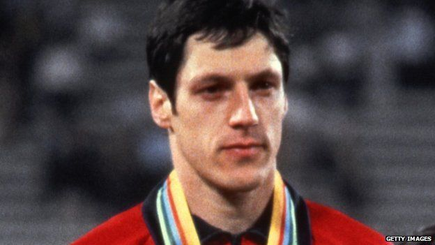 A BBC investigation has uncovered claims of drug taking by British 100m Olympic gold medallist Allan Wells