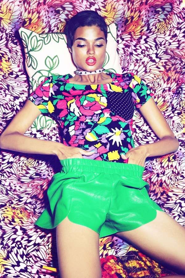 80 Botanical Fashion Finds