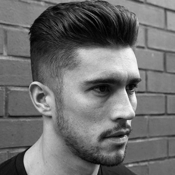 Short Slicked Back Undercut Best Short Hairstyles For Men Cool Men S Short Haircuts Get Trendy Hairc Mens Hairstyles Short Slick Hairstyles Mens Hairstyles
