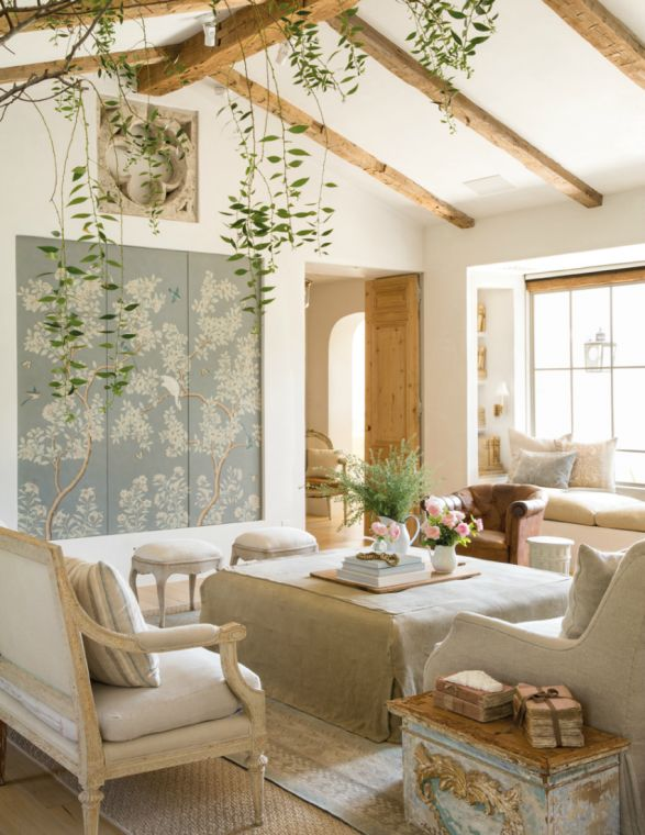 French farmhouse living room french country decorating ideas