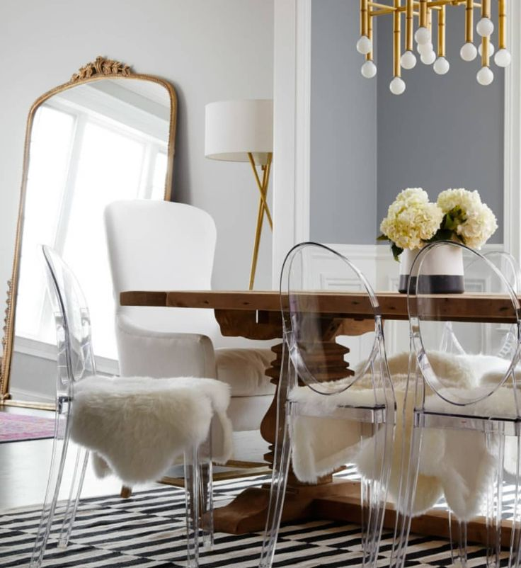 32 Stylish Dining Room Ideas To Impress Your Dinner Guests: 323 Gilla-markeringar, 4 Kommentarer