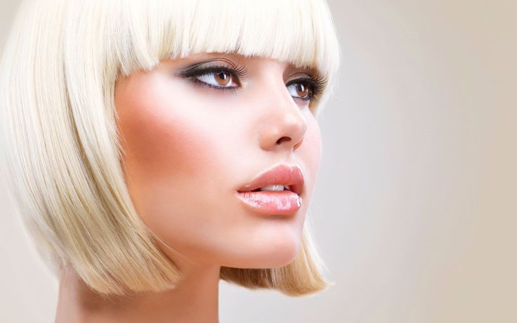 pictures of with haircuts makeup wallpaper hd 4646 and photo references 4646