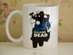 The Walking Dead - Daryl Dixon Coffee Mug (#3) zombiesurvivalstuff.com