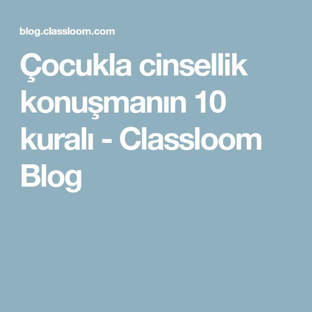 Çocukla cinsellik konuşmanın 10 kuralı - Classloom Blog
