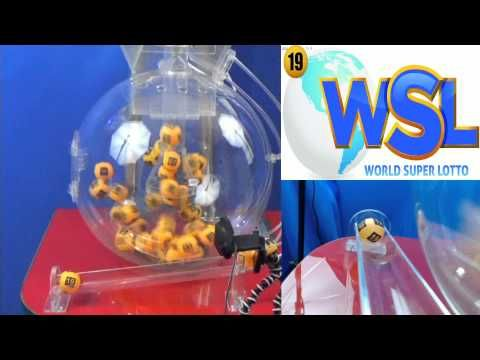 World Super Lotto - Live Drawing #36 - Jan 31, 2015, Jackpot 9.2 Btc  #WorldSuperLotto   #WSL https://winwsl.com