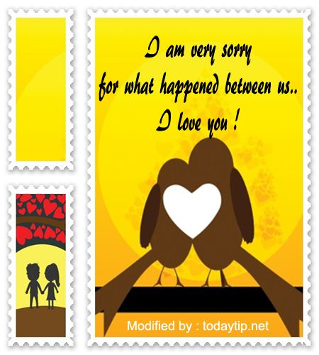8 best sorry messages images on pinterest text posts letter and best happy birthday messages for my boyfriend spiritdancerdesigns Gallery