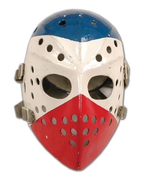Vintage Goalie Mask Goalie Mask Goalie Mask Hockey Goalie Hockey