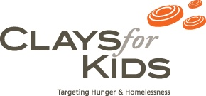 Clays for Kids - Targeting Hunger and Homelessness