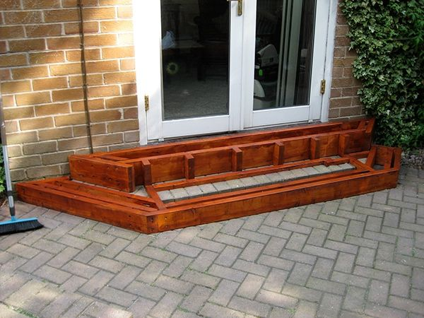 17 Best Ideas About Balau Decking On Pinterest Hardwood Decking Outdoor Decking And Patio Bed