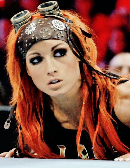 Becky Lynch #WWE