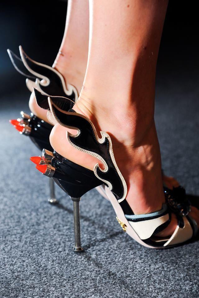 prada shoes funny heels & stockings youtube tv