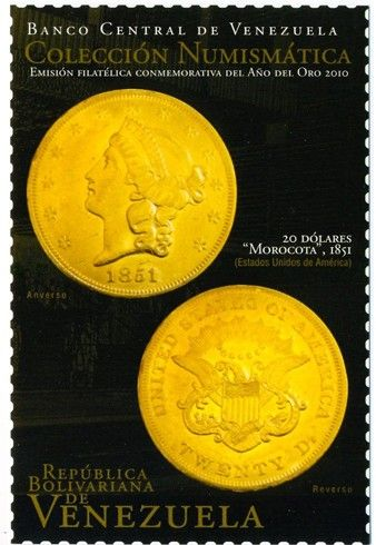 B&P_desde_Guayana: La Morocota no es una moneda Venezolana, Volveran ...