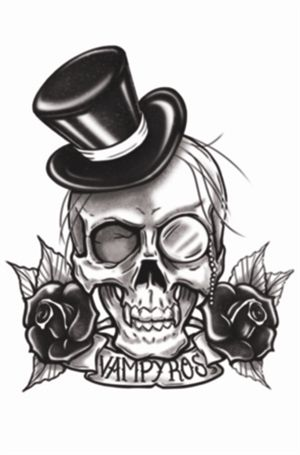14 best gothic rose vampire tattoo images on pinterest design tattoos tattoo designs and. Black Bedroom Furniture Sets. Home Design Ideas