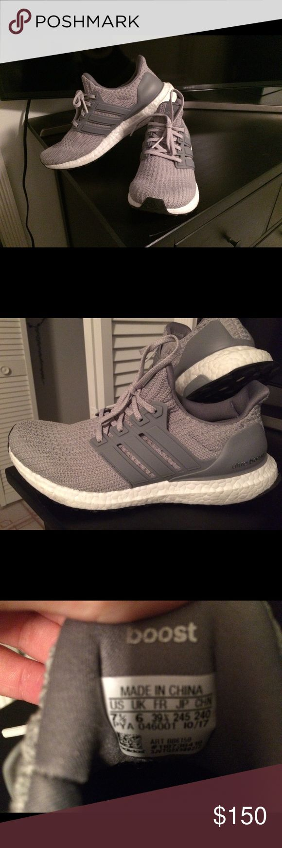 Adidas ultra boost Never worn adidas Shoes Athletic Shoes