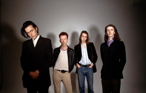 suede group photo