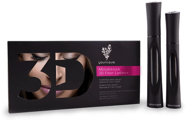 Reformulated and improved Moodstruck Fiber Lashes+  www.youniqueproducts.com/AllisonRubner