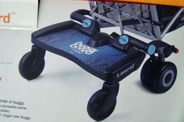 Patín ajustable para carrito, Lascal Buggy Board