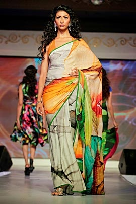 Graphic printed sarees - Satya Paul