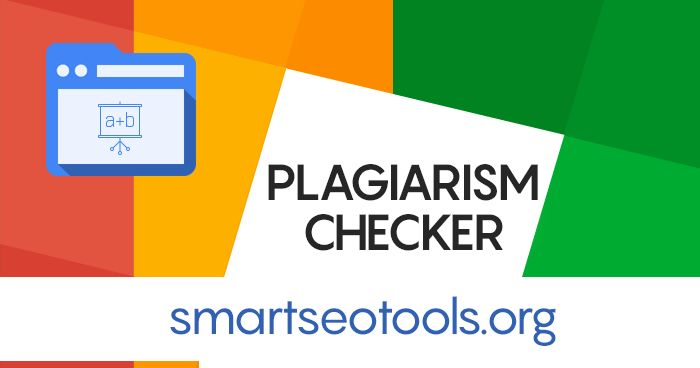 Advance Plagiarism Checker | Free SEO Tools | Smart SEO Tools