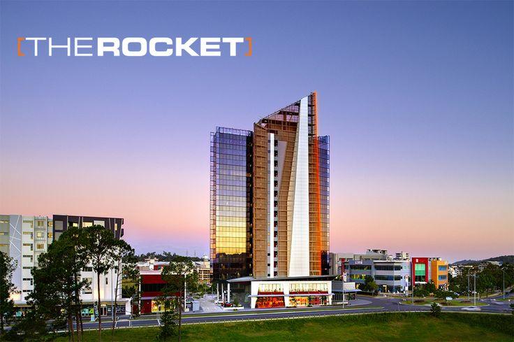 The Rocket Building, Robina
