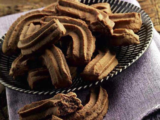 Biscotti al cacao di Luca Montersino