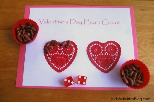 10 Valentine games and activities | BabyCentre Blog