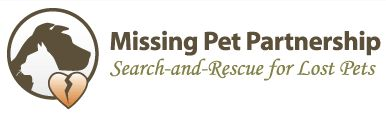 Missing Pet Partnership is a national, nonprofit organization dedicated to reuniting lost companion animals with their owners/guardians. Our website offers behavior-based lost pet recovery tips and referrals to lost pet services.