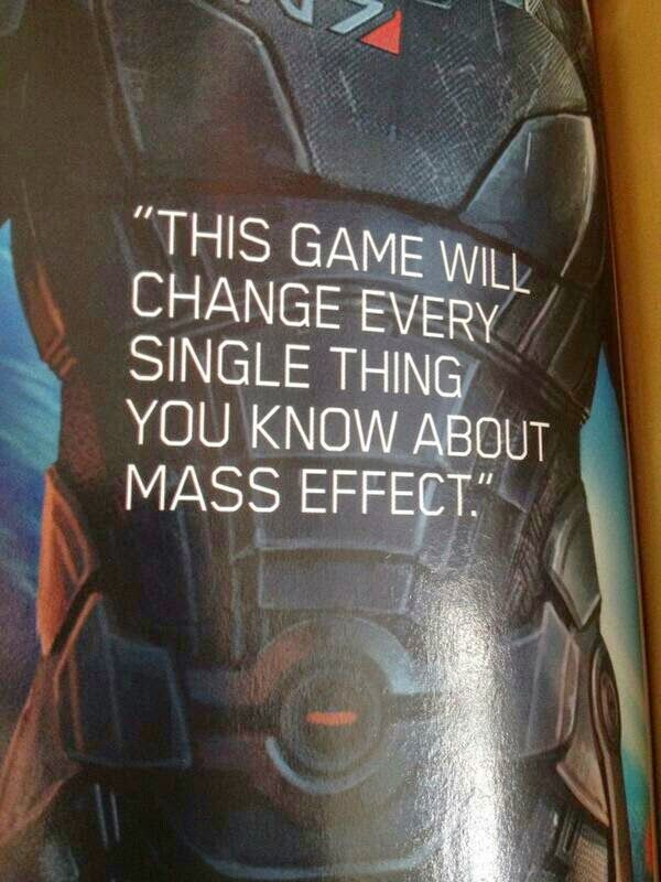 Mass Effect News: Mass Effect 4 News: Storyline Rumored To Be A Prequel Of Shepard's Training! New Playable Character Could Be Garrus Or Tali..Both Bethesda and Bioware are looking to add a fourth sequel to their respective gamingfranchise and there is a great deal of mystery behind the release dates for both Fallout 4 and Mass Effect 4.
