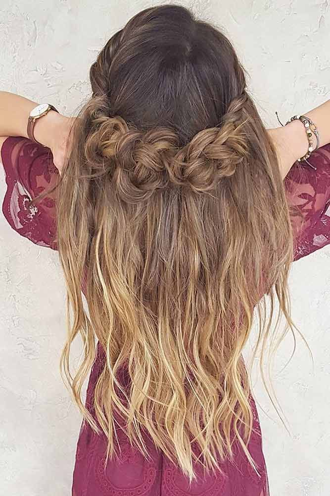 36 Only Chic Ideas for Long Hair Hairstyles ★ See more: http://glaminati.com/long-hair-hairstyles/