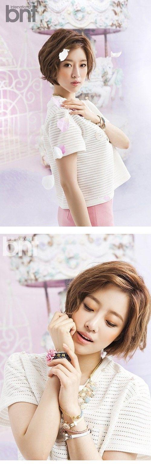T-ara's Eunjung says her ideal types are Kim Soo Hyun + Taecyeon | allkpop.com