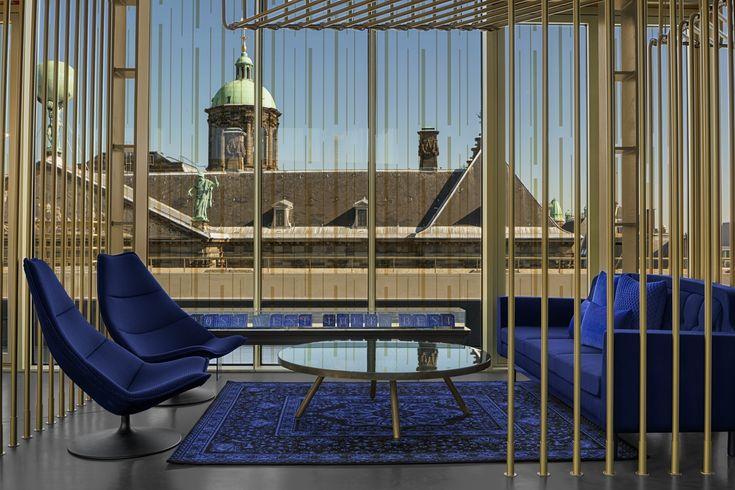 W Hotel Amsterdam 'Exchange Building' - Office Winhov