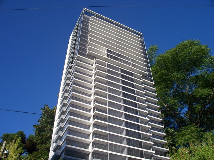 Maqueta edificio ALMA Botánico 1:100