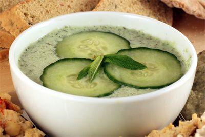 Tzatziki -Classic Greek Dip - Recipe - HealthySupplies.co.uk. Buy Online.
