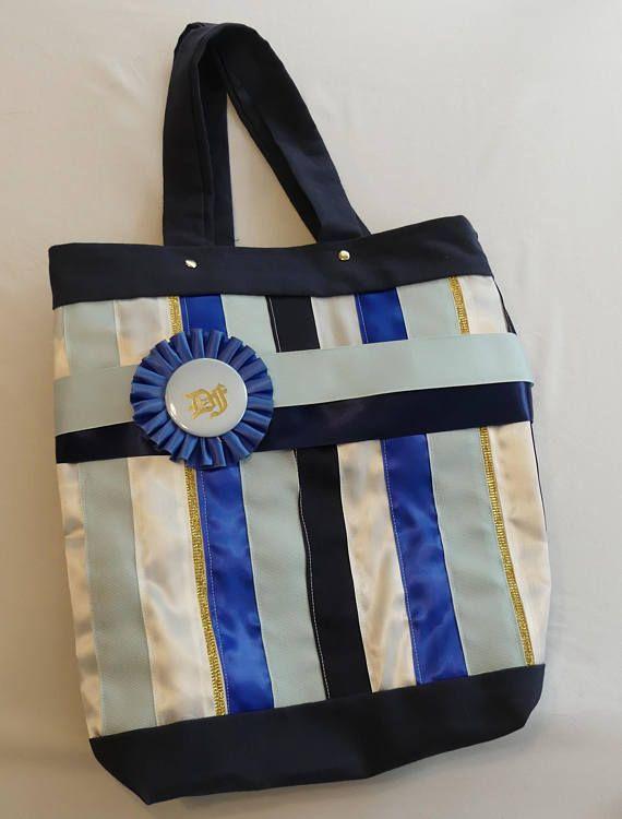 Horse Show Ribbon / Rosette Tote Bag Commemorative Custom